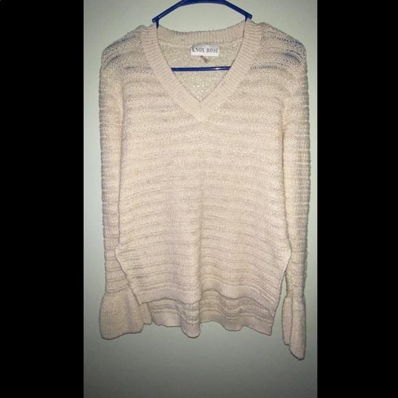 Sandy tan Sweater